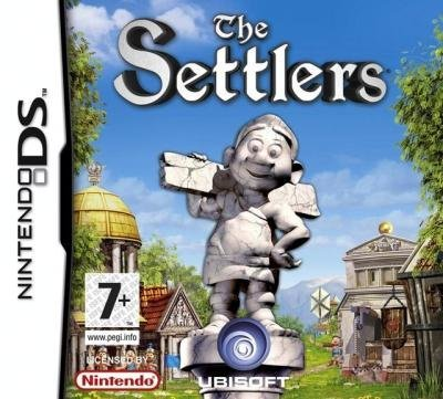 Ubisoft The Settlers Nintendo DS Game