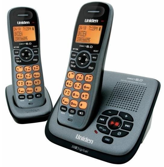 Uniden Dect 1535+1 Telephone