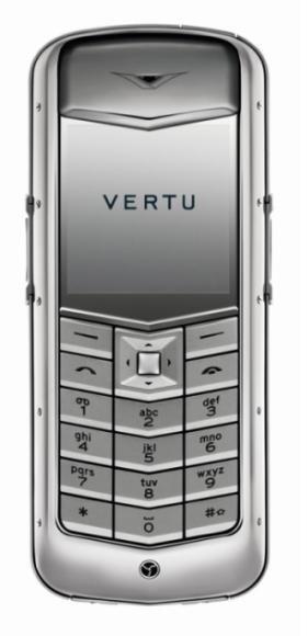 Vertu Constellation Mobile Phone