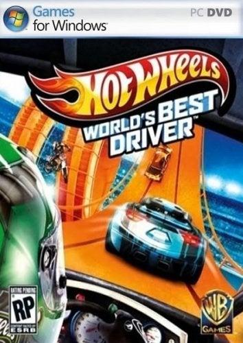 Warner Bros Hot Wheels Worlds Best Driver PC Game