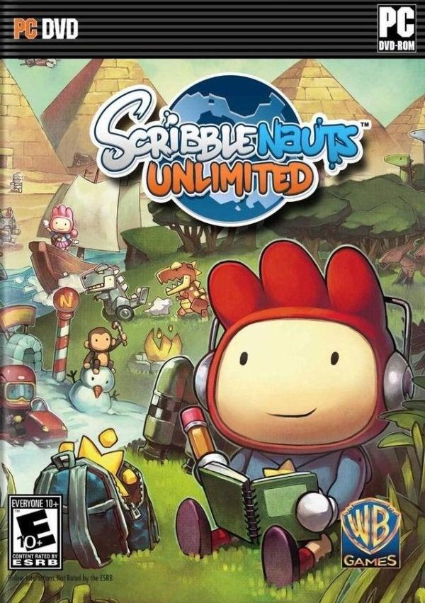 Warner Bros Scribblenauts Unlimited PC Game
