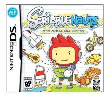Warner Bros Scribblenauts Nintendo DS Game