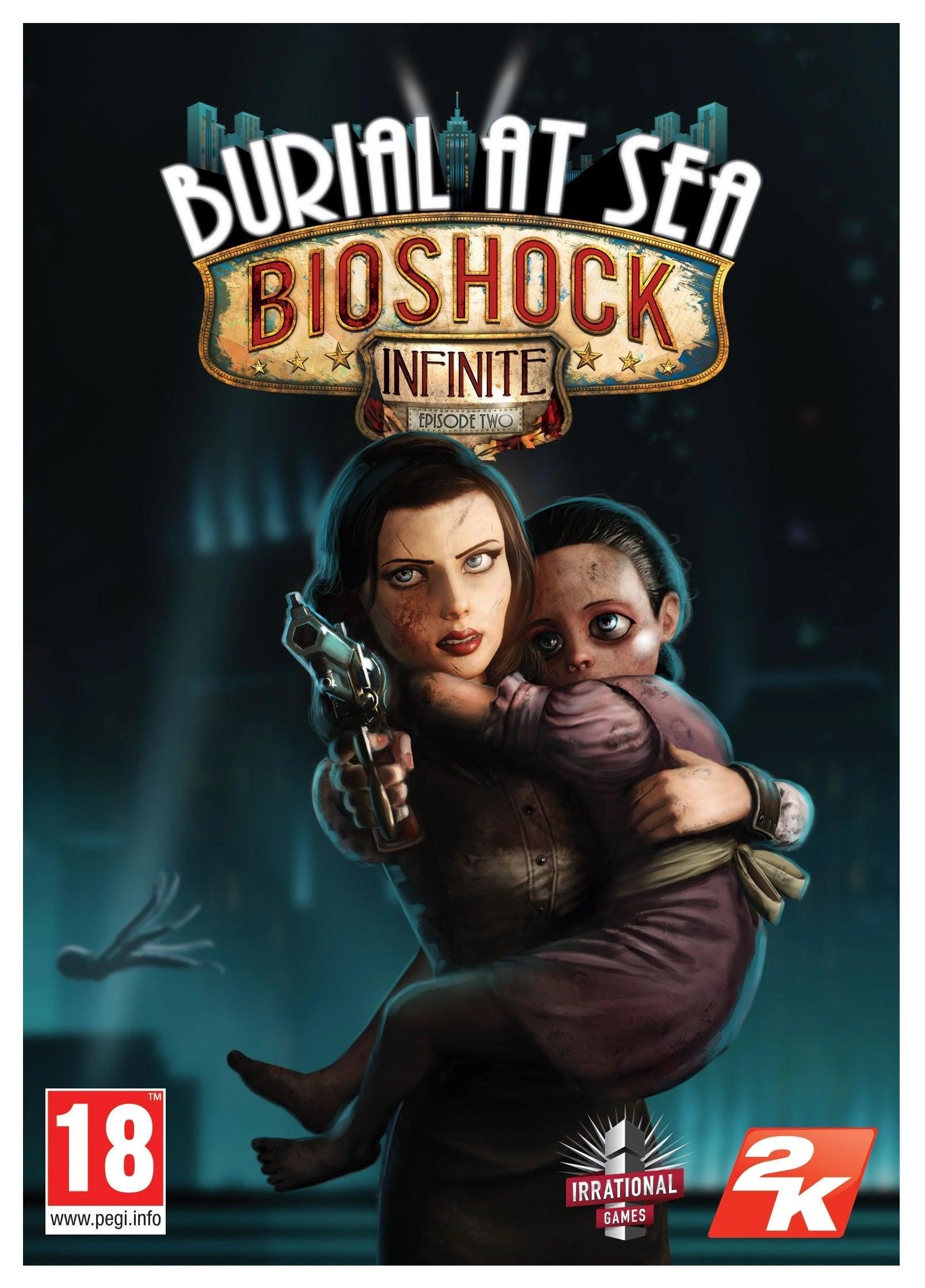 2k Games BioShock Infinite Burial At Sea Episode 2 PC Game