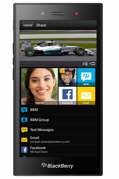 BlackBerry Z3 8GB 3G Mobile Cell Phones