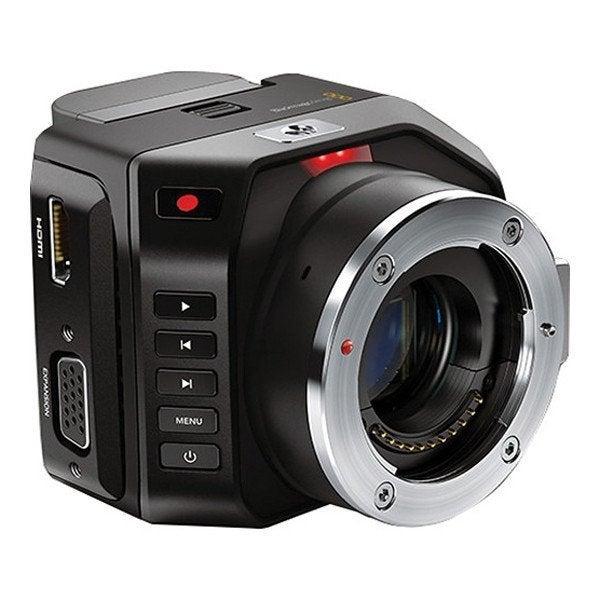 Blackmagic Micro Cinema Camcorder