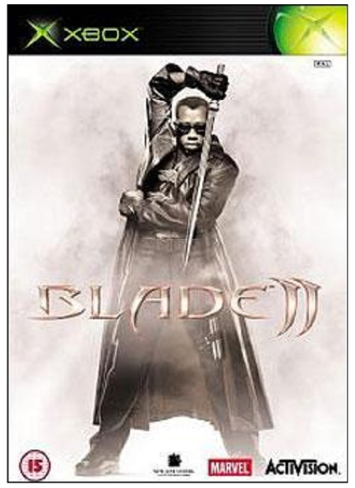 Activision Blade 2 Xbox Game