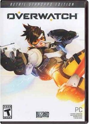 Blizzard Overwatch Retail Standard Edition PC Game