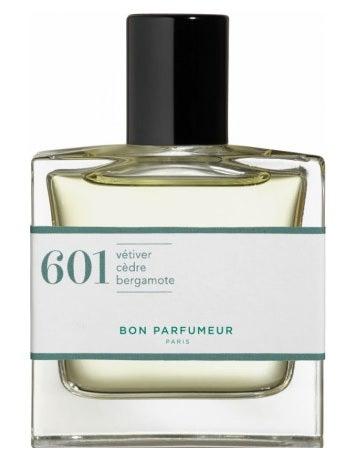 Bon Parfumeur 601 Woody Vetiver Cedar And Bergamot Unisex Cologne
