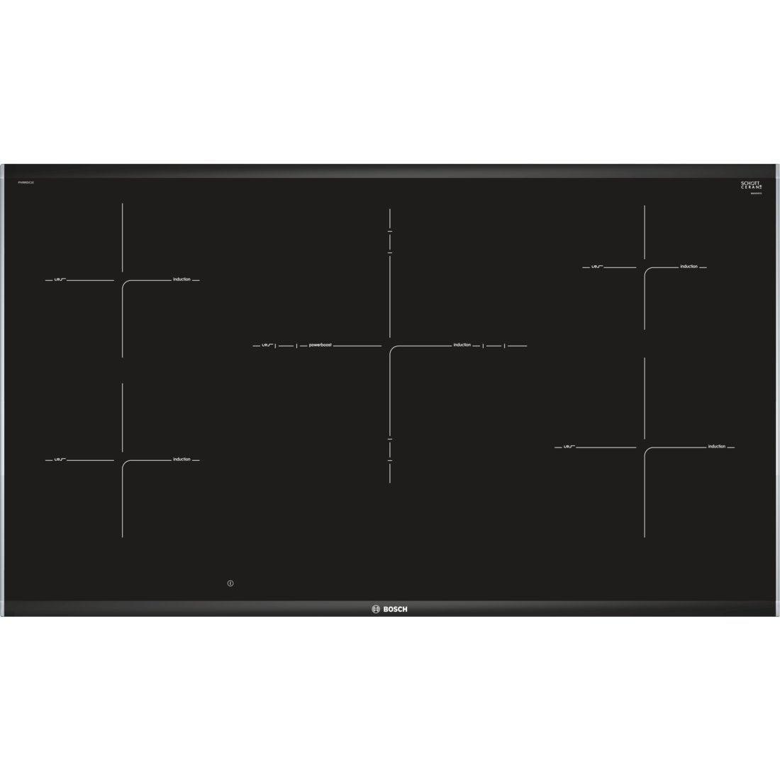 Bosch PIV995DC1E Kitchen Cooktop