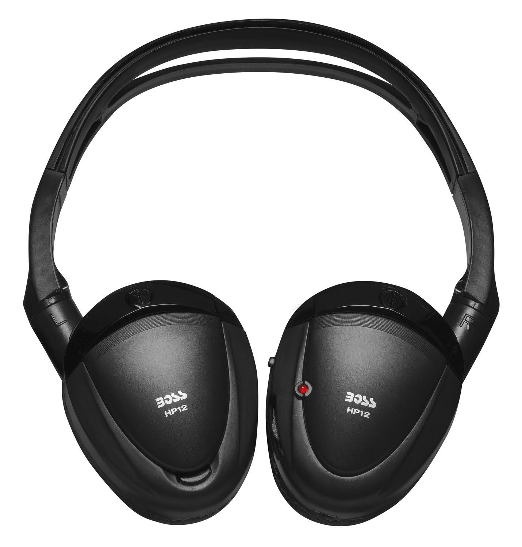 Boss Audio HP12 Headphones