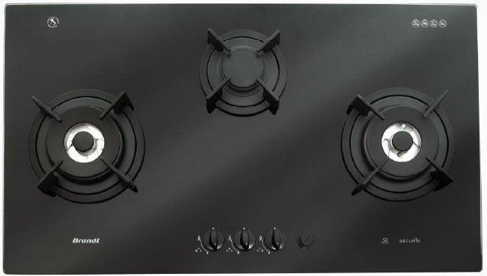 Brandt TG890XC Kitchen Cooktop