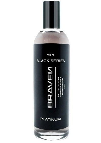 Braven Black Platinum Men's Cologne