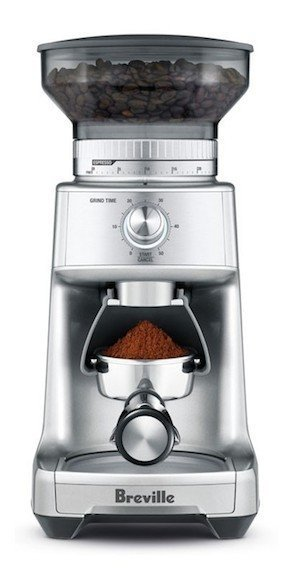 Breville BCG600SIL Coffee Maker