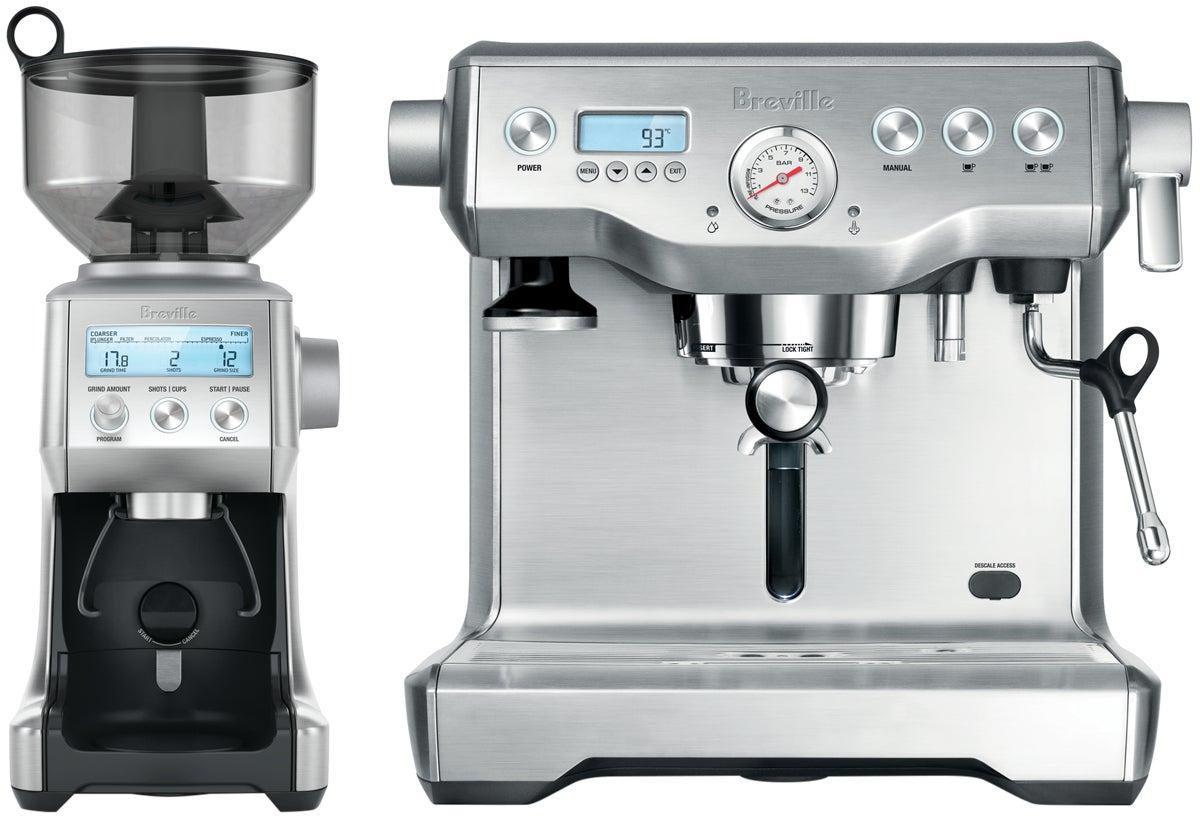 Breville BEP920BSS Coffee Maker