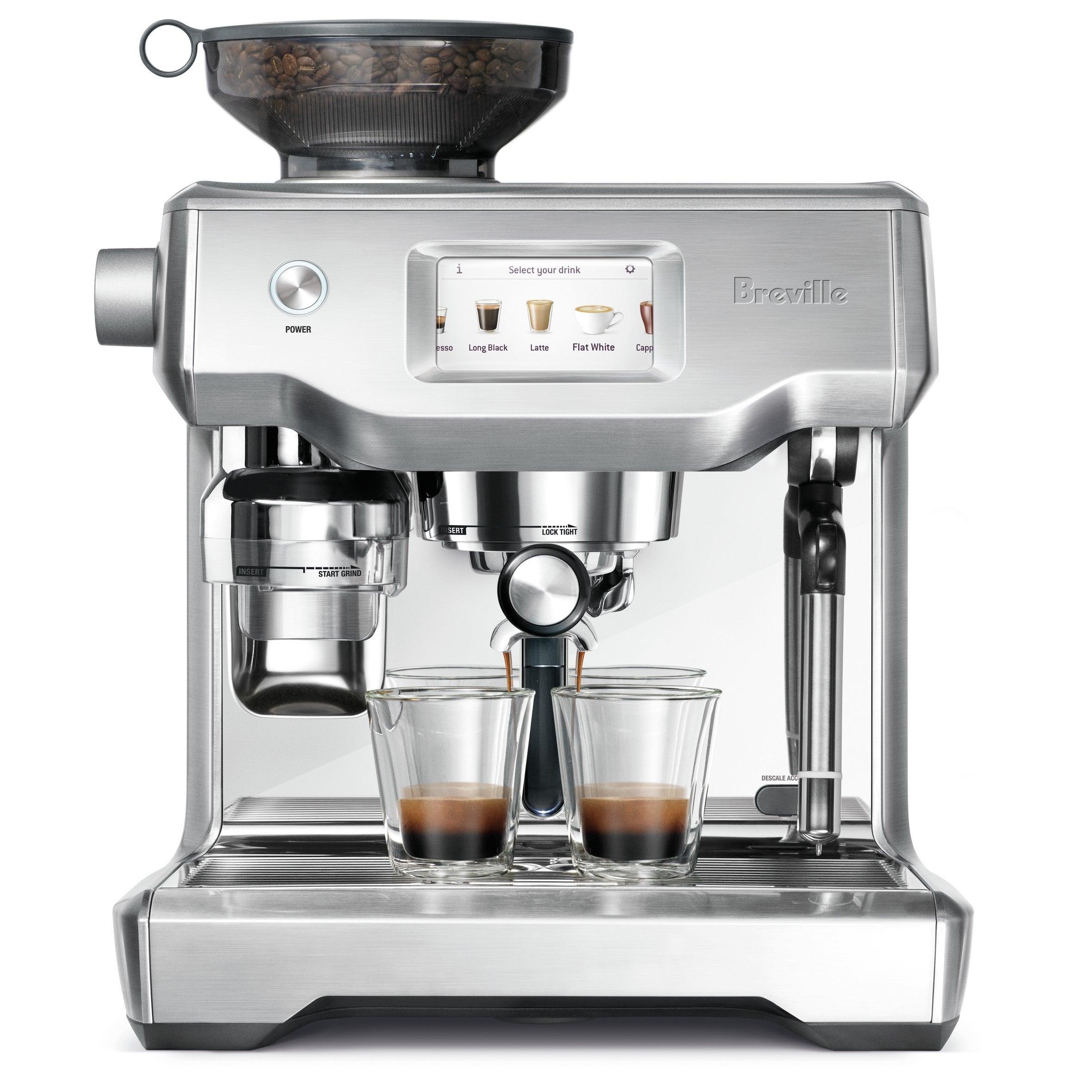 Breville BES990BSS Coffee Maker
