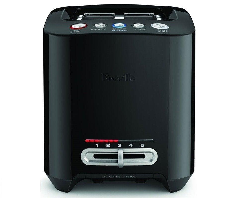 Breville BTA825BKS Toaster