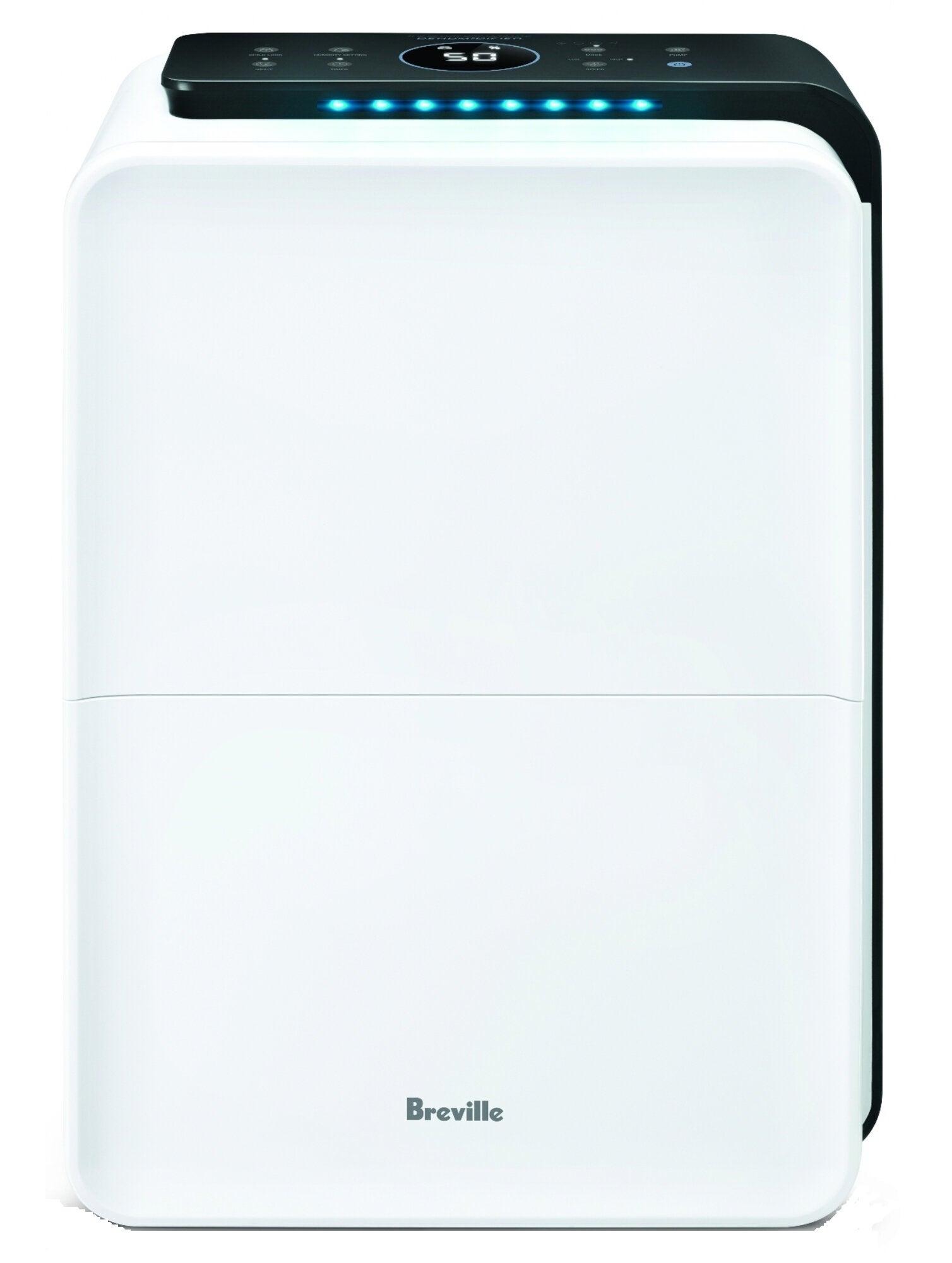 Breville LAD500WHT Dehumidifier