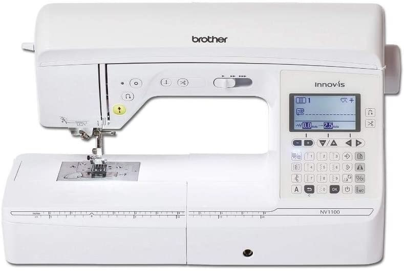 Brother Innov Is NV1100 Sewing Machine
