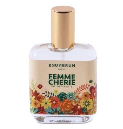 Brunbrun Paris Femme Cherie Women's Perfume