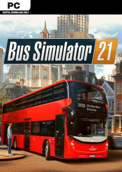 Astragon Bus Simulator 21 PC Game