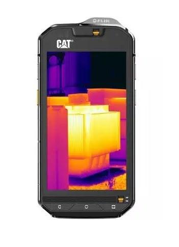 CAT Phone S60 Mobile Phone