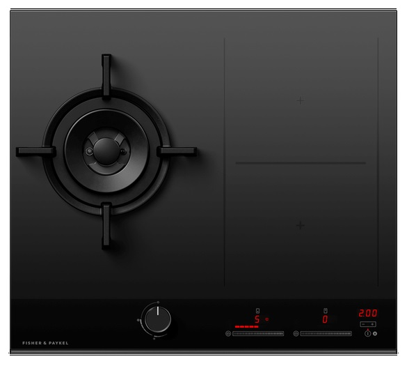 Fisher & Paykel CGI603DNGTB4 Kitchen Cooktop