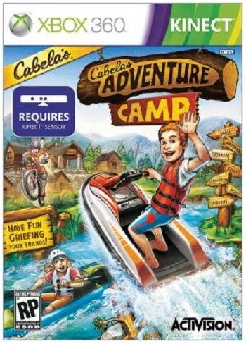 Activision Cabelas Adventure Camp Xbox 360 Game