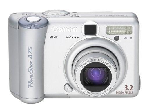 Canon A75 Digital Camera