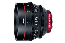 Canon CN E 24mm T1.5 L F Lens