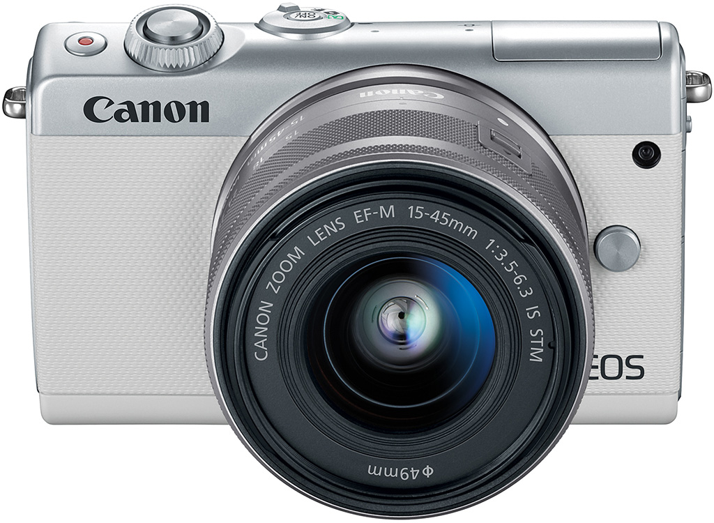 Canon EOS M100 Digital Camera