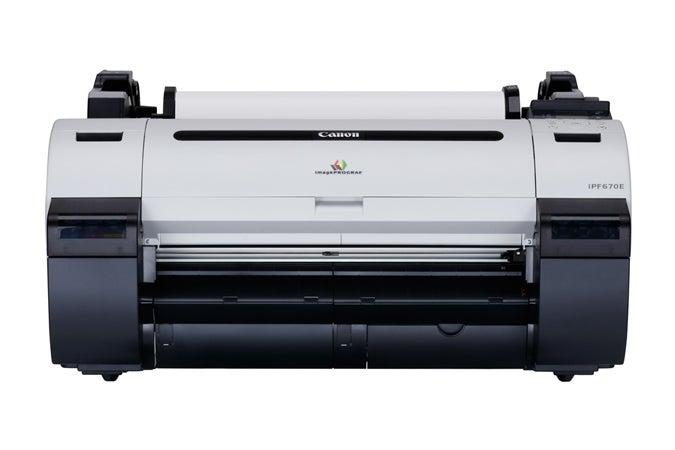 Canon ImagePrograf iPF670E Printer