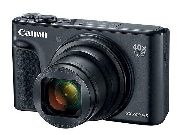 Canon PowerShot SX740HS Digital Camera