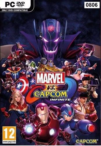 Capcom Marvel Vs Capcom Infinite Deluxe Edition PC Game