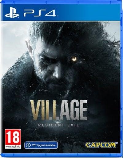 Capcom Resident Evil Village Refurbished PS4 Playstation 4 Game