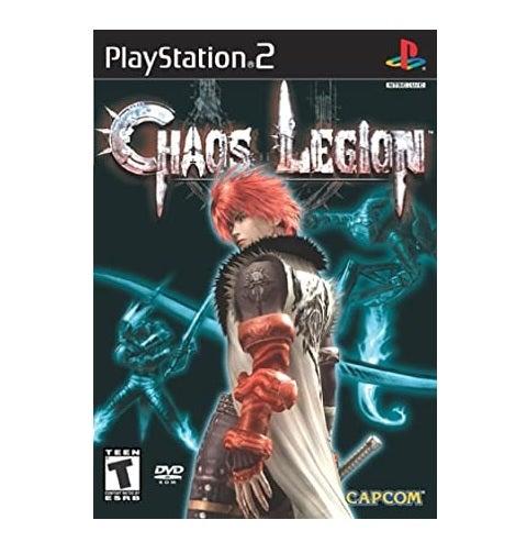 Capcom Chaos Legion Refurbished PS2 Playstation 2 Game
