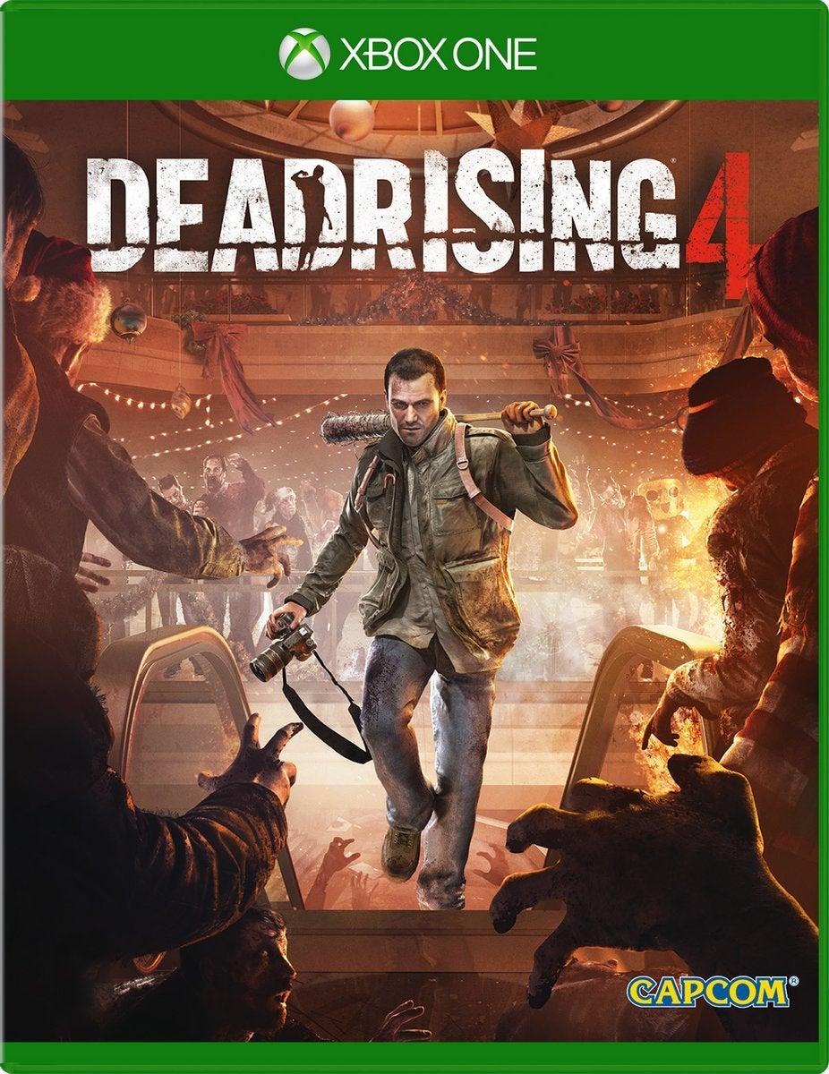 Capcom Dead Rising 4 Xbox One Game