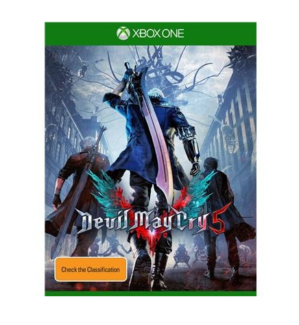 Capcom Devil May Cry 5 Xbox One Game