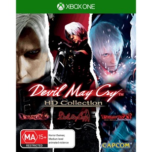 Capcom Devil May Cry HD Collection Xbox One Game