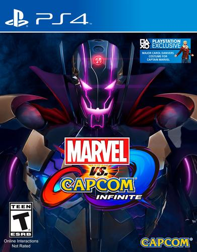 Capcom Marvel vs Capcom Infinite Deluxe Edition PS4 Playstation 4 Game