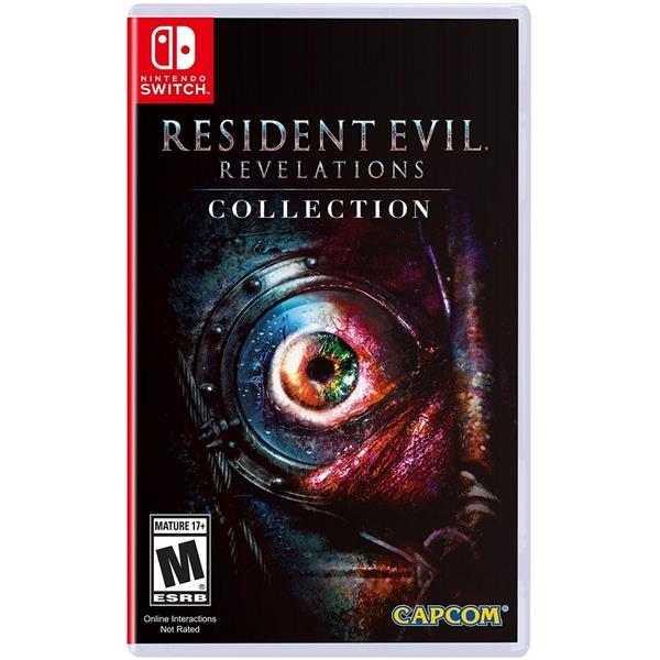 Capcom Resident Evil Revelations Collection Nintendo Switch Game