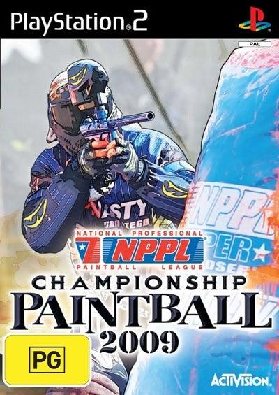 Activision Championship Paintball 2009 Refurbished PS2 Playstation 2 Game