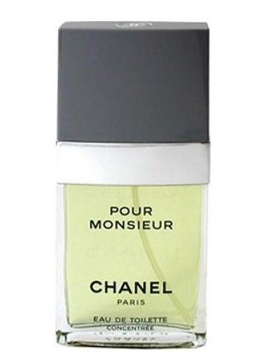 Chanel Pour Monsieur Concentree Men's Cologne