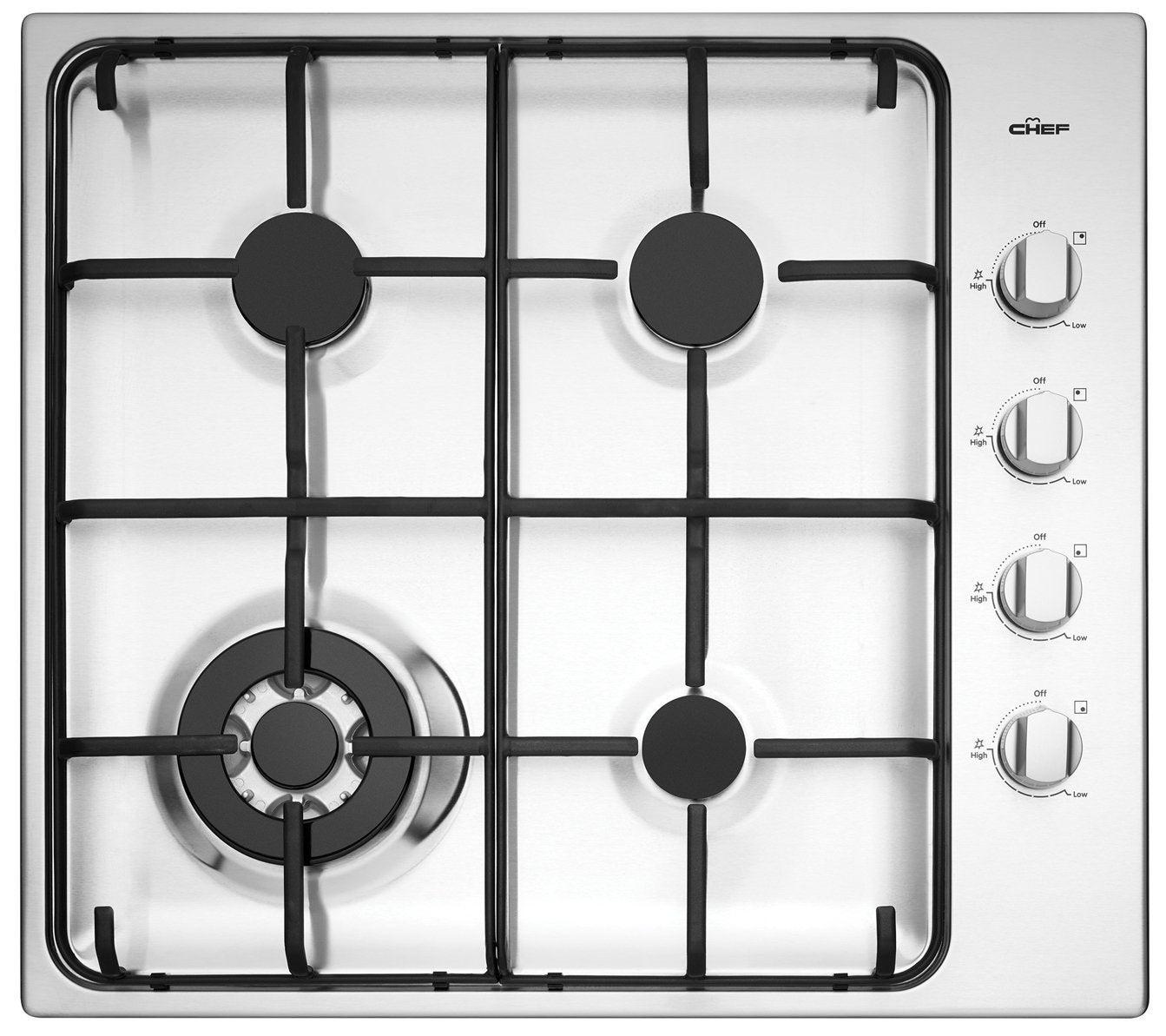 Chef CHG646SB Kitchen Cooktop