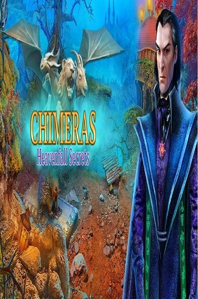 Big Fish Games Chimeras Heavenfall Secrets PC Game