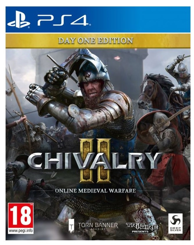 Tripwire Interactive Chivalry 2 Day One Edition PS4 Playstation 4 Game