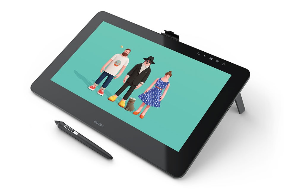 Wacom Cintiq Pro 16 inch Creative Pen and Touch Graphic Tablet