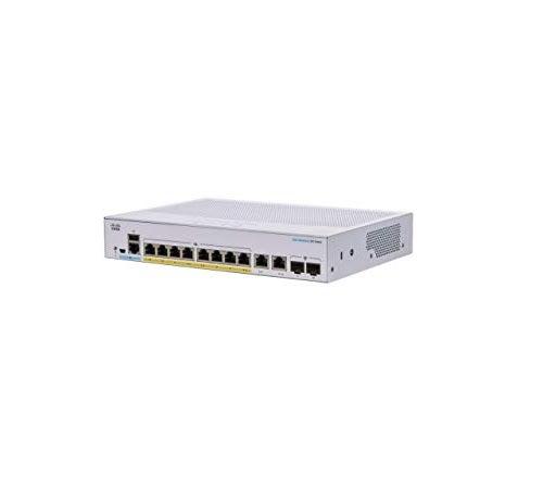 Cisco CBS250-8FP-E-2G Networking Switch