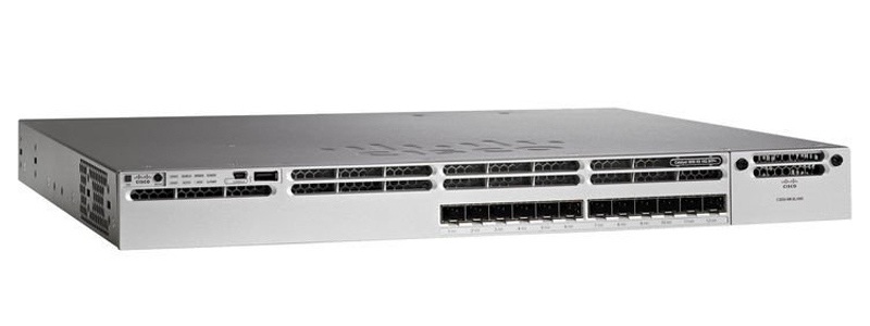 Cisco Catalyst WS-C3850-12S-S Networking Switch