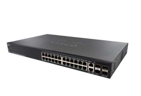Cisco SG350X-24P Networking Switch