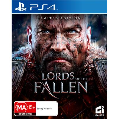 City Interactive Lords of the Fallen Limited Edition PC Game